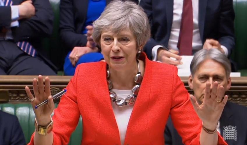 brexit oggi il voto alla camera dei comuni sul temuto 39 no