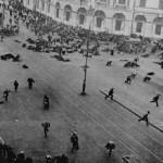 25 ottobre 1917: gli scontri