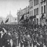 25 ottobre 1917: verso il Palazzo d'Inverno