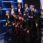 L'11 ideale dell'anno. Domina il Real Madrid. Buffon e Bonucci inseriti nella squadra