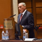 """""""Nell'informazione occorre educare allo sforzo e alla fatica anche i cittadini"""", Pietro Grasso"""