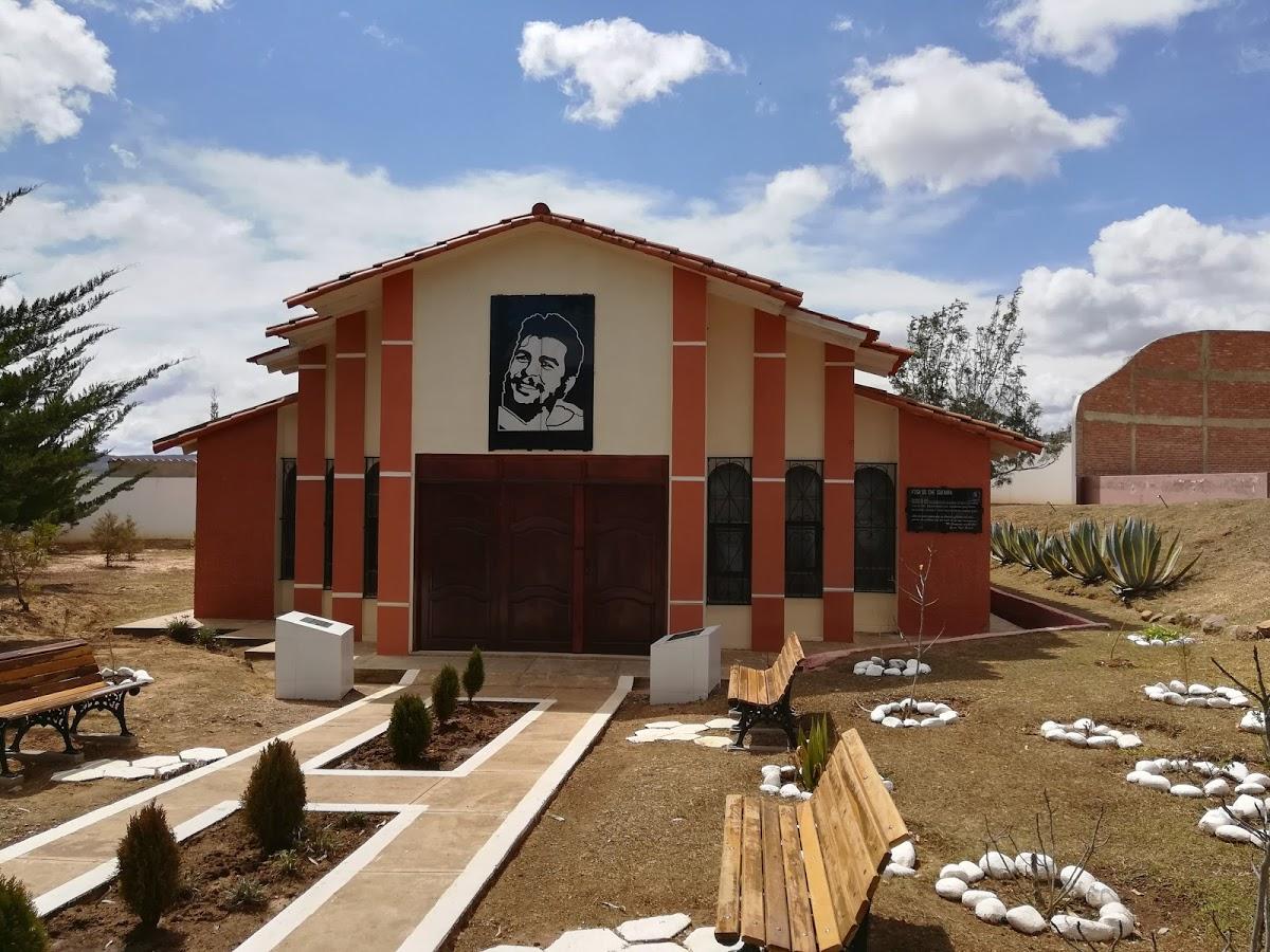 Mausoleo del Centro Culturale Che Guevara