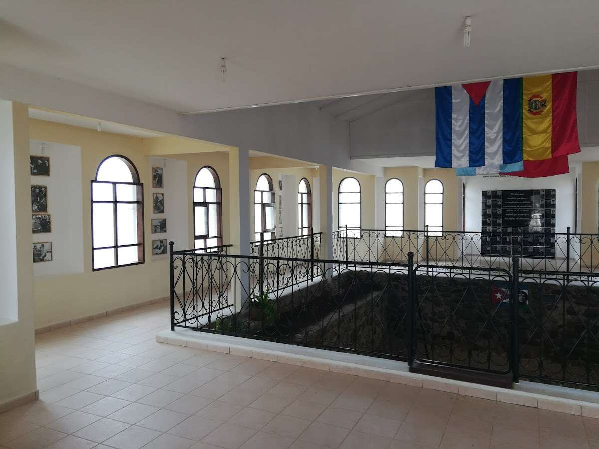 Interno del mausoleo