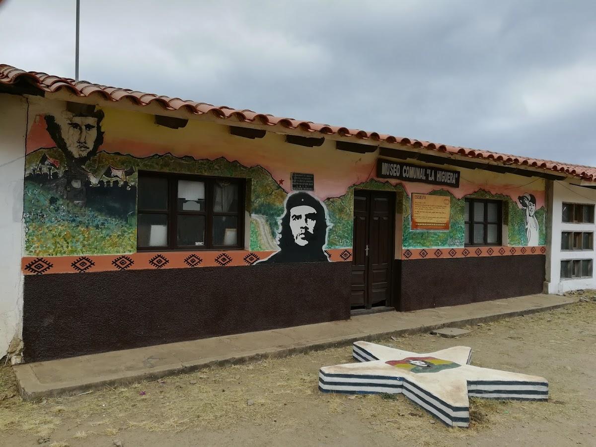 Ex scuola de La Higuera, oggi museo dedicato al Che