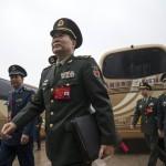L'arrivo dei delegati militari al Congresso