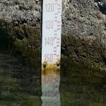 Il 20 luglio il livello sale di 4 centimetri. Quindi è a -154