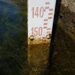 Il 9 luglio il livello di Bracciano è sceso a -154 cm. Ha perso due centimetri in due giorni