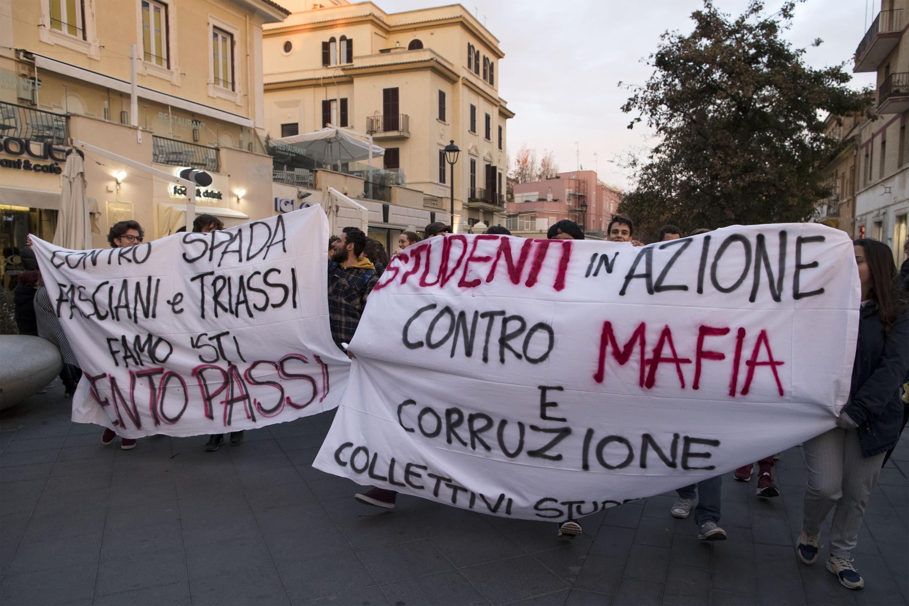Giovedì 16 novembre: la manifestazione indetta da Libera e FNSI a Ostia