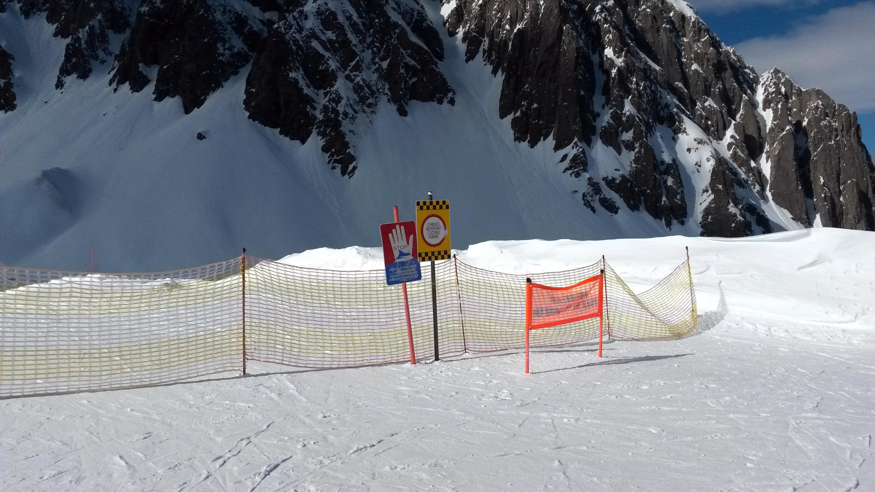 Maltempo: neve in Trentino, cresce il pericolo di valanghe