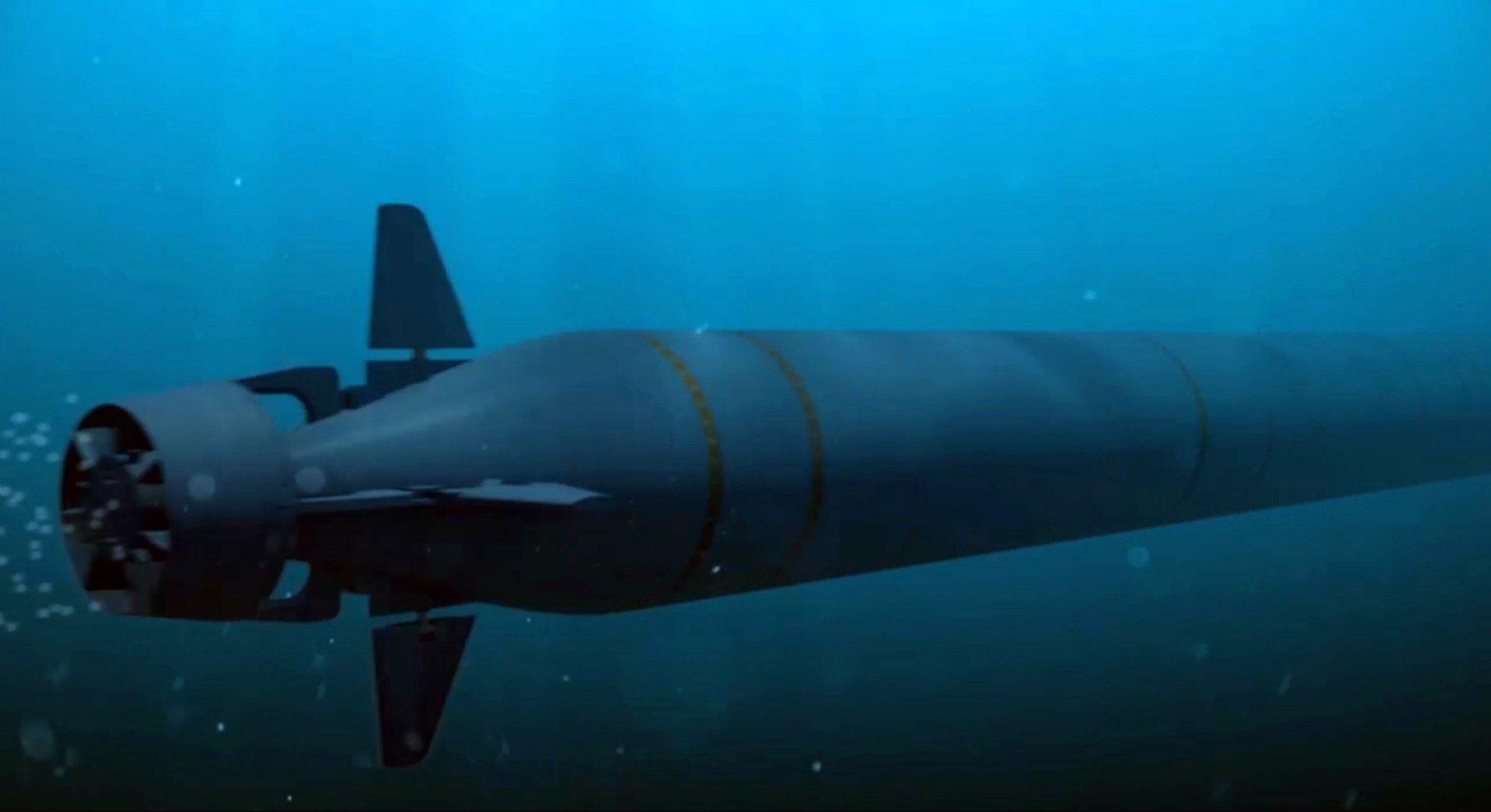 Tra le nuove armi mostrate da Putin, anche un missile sottomarino