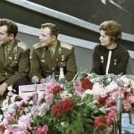 """I tre eroidella """"vittoria spaziale"""" dell'Unione Sovietica sugli Stati Uniti"""