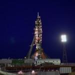 La Soyuz Ms-08 si prepara al lancio