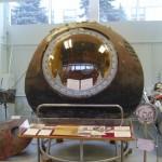 """La navicella del primo viaggio spaziale: la """"Vostok I"""""""