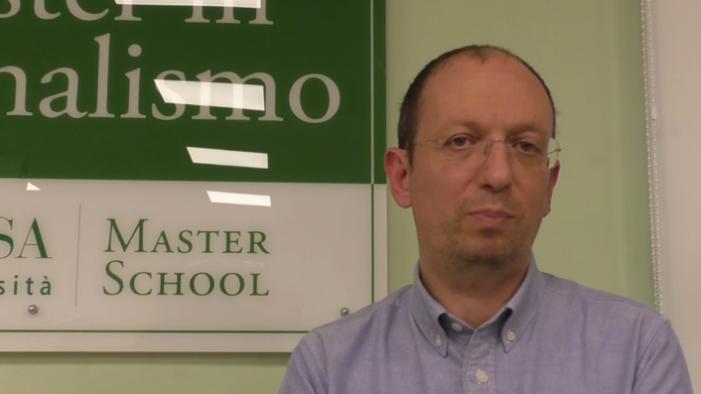Giovanni De Mauro, direttore di Internazionale, ha raccontato agli studenti del Master i segreti di un settimanale di successo