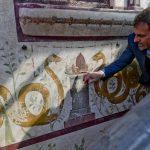 Il direttore generale del Parco archeologico di Pompei, Massimo Osanna