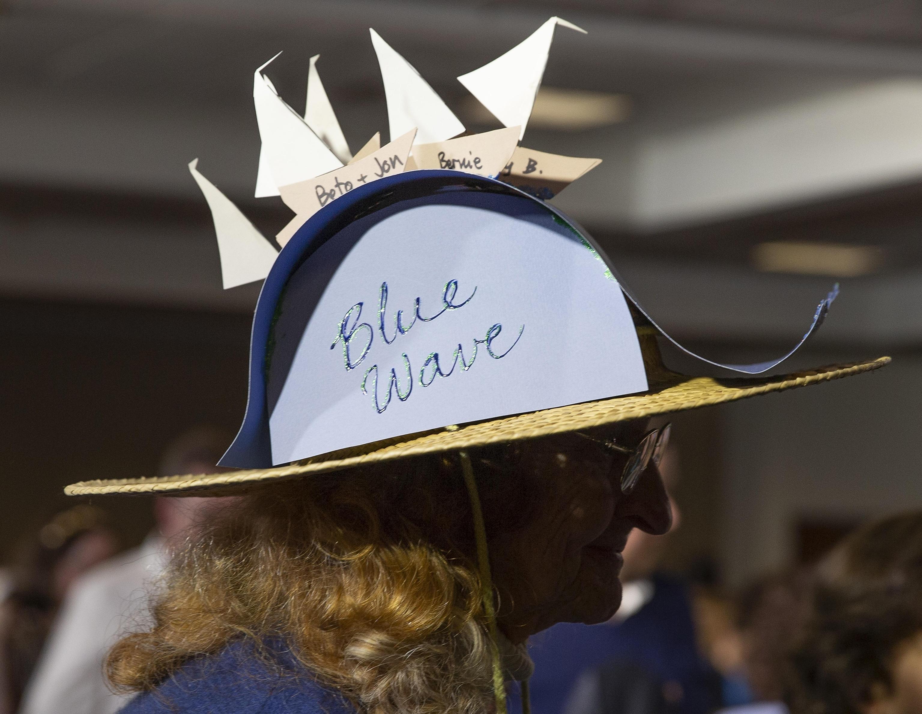 """I sondaggisti prevedevano una """"blue wave"""", la vittoria del partito democratico. Così è stato: i Dem hanno conquistato la maggioranza al Congresso, mentre il Senato è rimasto ai repubblicani"""