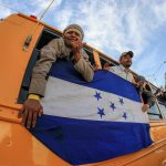 La carovana di migranti arriva a Tijuana