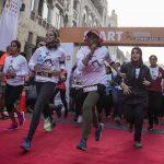 La corsa ha preso il via nel distretto di Heliopolis, Cairo