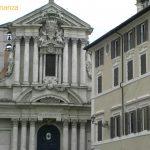 L'intero patrimonio di Ernesto Diotallevi è stato confiscato dalla Guardia di Finanza a Roma. A destra uno degli appartamenti sequestrati