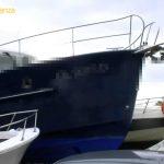 A Diotallevi è stato confiscato anche uno yacht