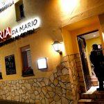Gli ufficiali ricercano membri dell'Ndrangheta all'interno del locale