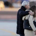 Il dolore del padre Domenico e di Luana, fidanzata di Megalizzi