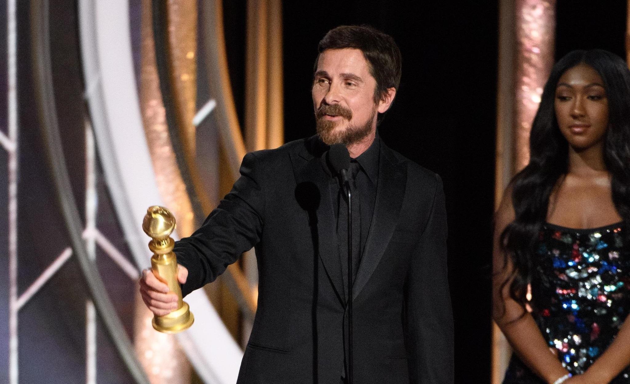 Christian Bale ha vinto per la categoria miglior attore di una commedia o musical grazie alla sua interpretazione in 'Vice'
