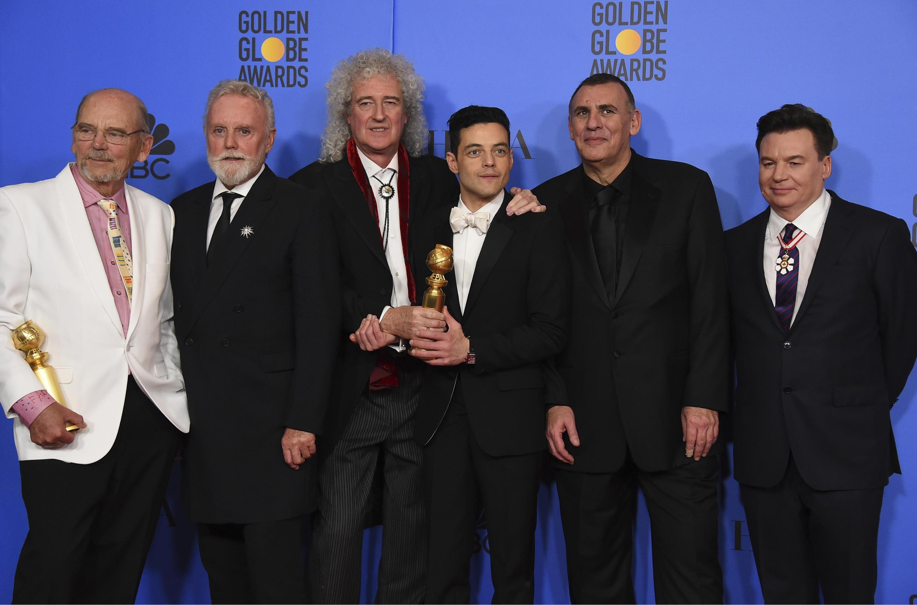 Bohemian Rhapsody è stato premiato come miglior film drammatico