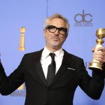 Alfonso Cuaron ha trionfato con il suo 'Roma', vincendo il premio per miglior film straniero e miglior regia