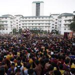 """Migliaia di fedeli riuniti per la festa del """"Nazareno Nero"""""""