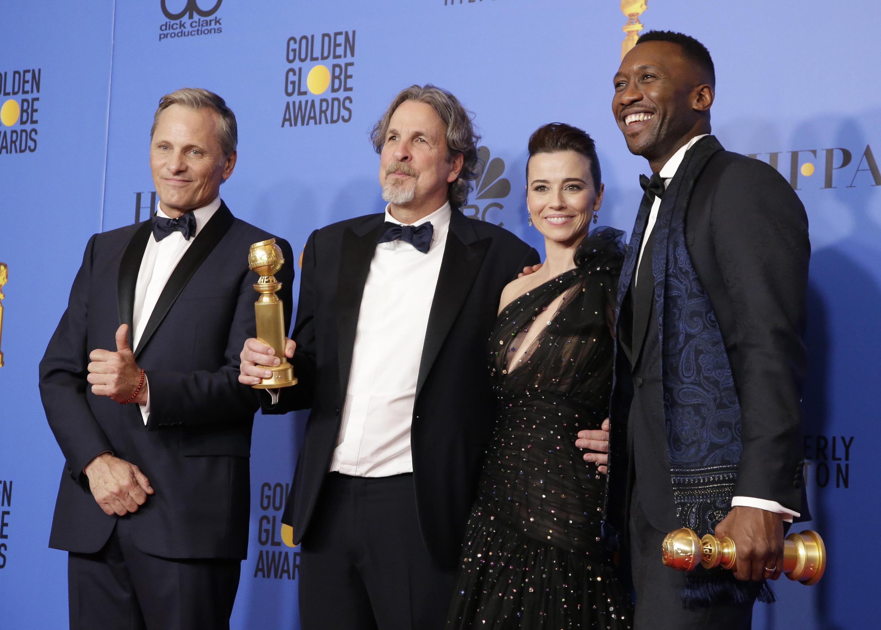 'Green Book' ha vinto a sorpresa il premio per miglior commedia o musical, superando il favoritissimo 'Vice'