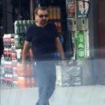 Cesare Battisti, prima dell'arresto, in un fermo immagine di un video della Polizia di Stato.