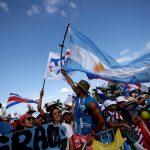 Saranno presenti delegazioni di 155 paesi per accogliere l'arrivo di Papa Francesco