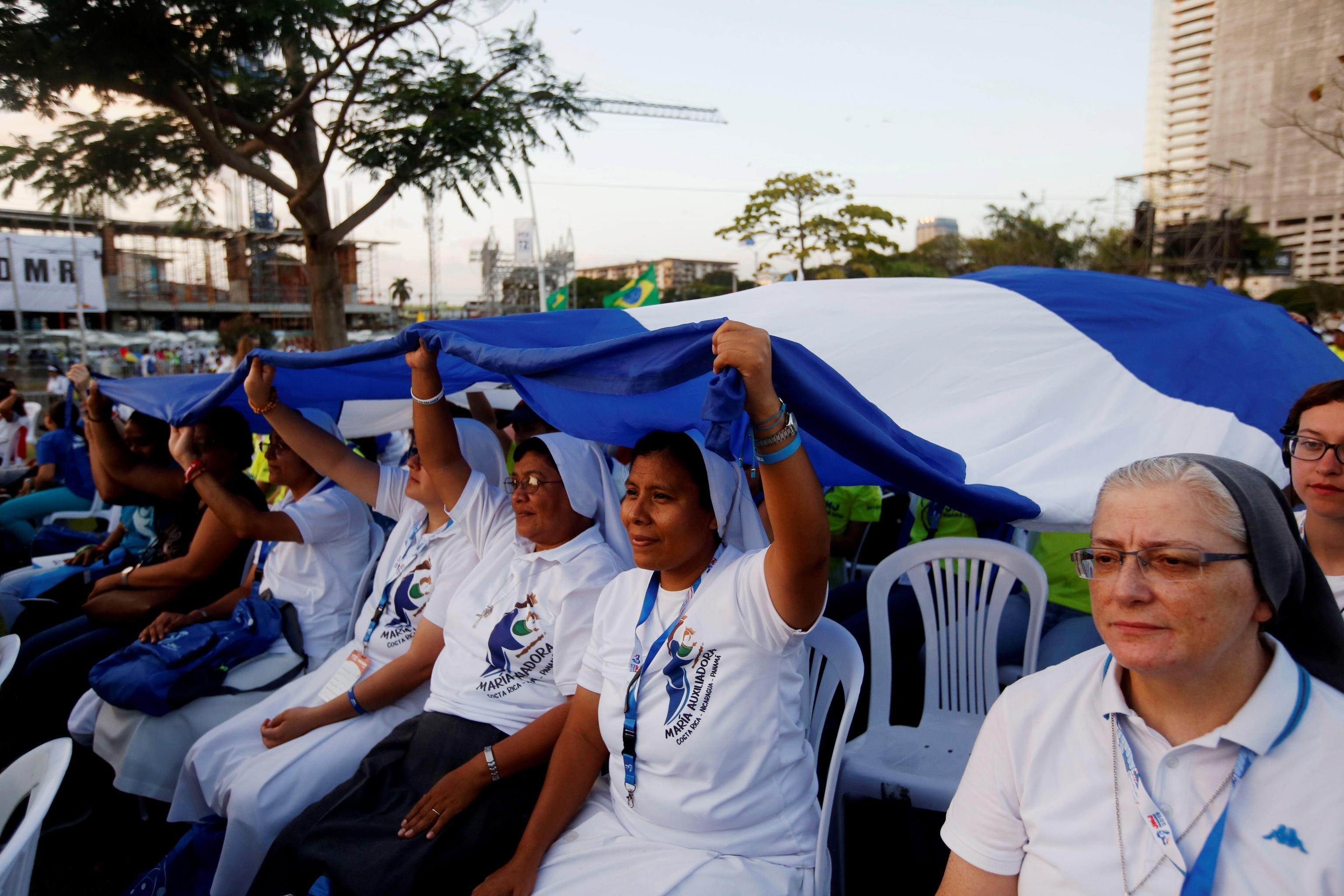 La scelta di Panama come paese ospitante della XXXIV Giornata Mondiale della Gioventù è stata annunciata nel 2016, al termine dell'ultima edizione delle Giornate, tenutesi a Cracovia