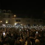 Le proteste sono state già due, oltre a questa, negli ultimi 10 giorni. L'opposizione chiede le dimissioni di Edi Rama ed elezioni anticipate