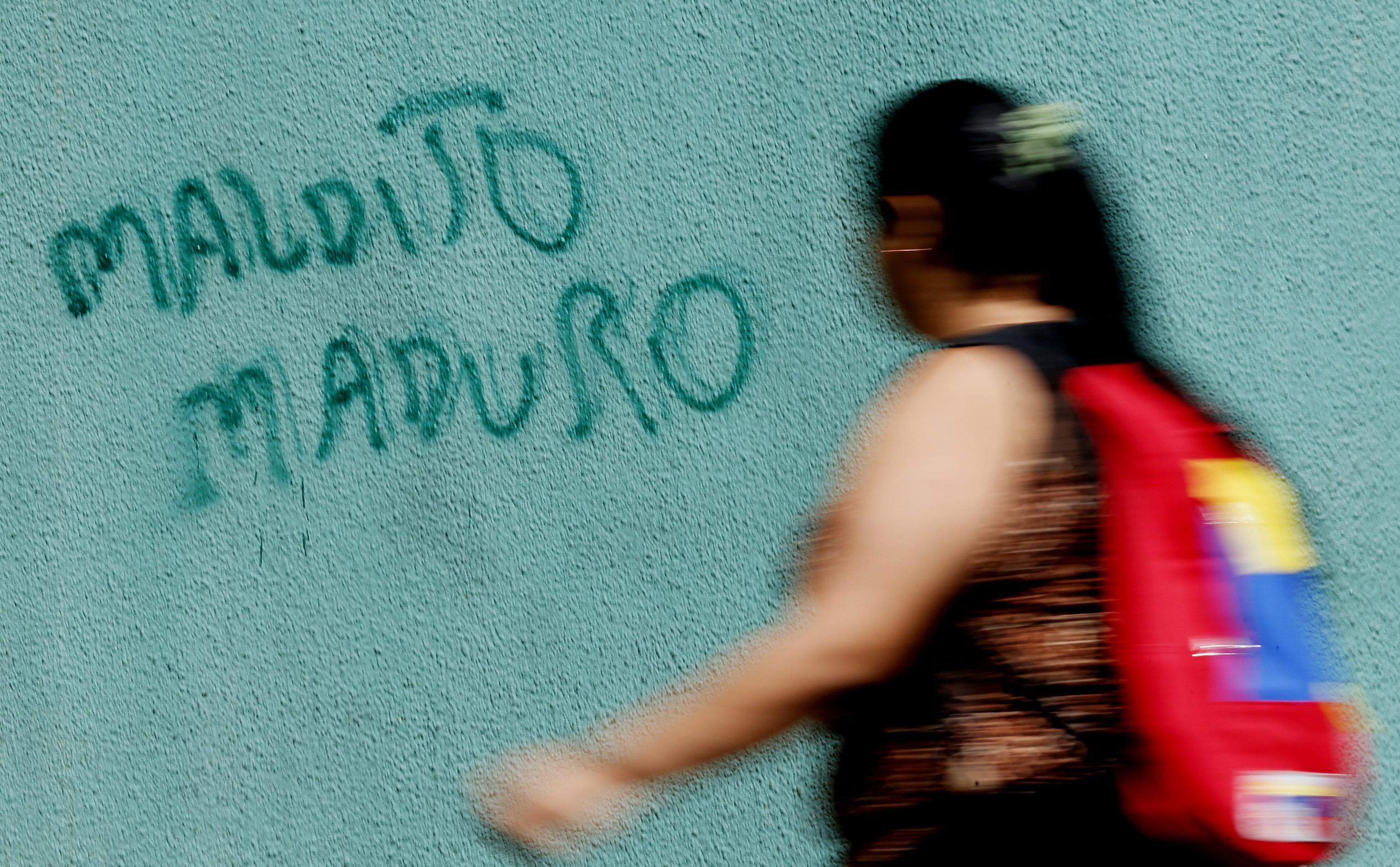 """Maledetto Maduro"""