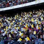 I cattolici di Abu Dhabi in festa per il Papa