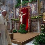Il Papa lascia la Cappella Sistina, l'ultima giornata di summit sta per incominciare