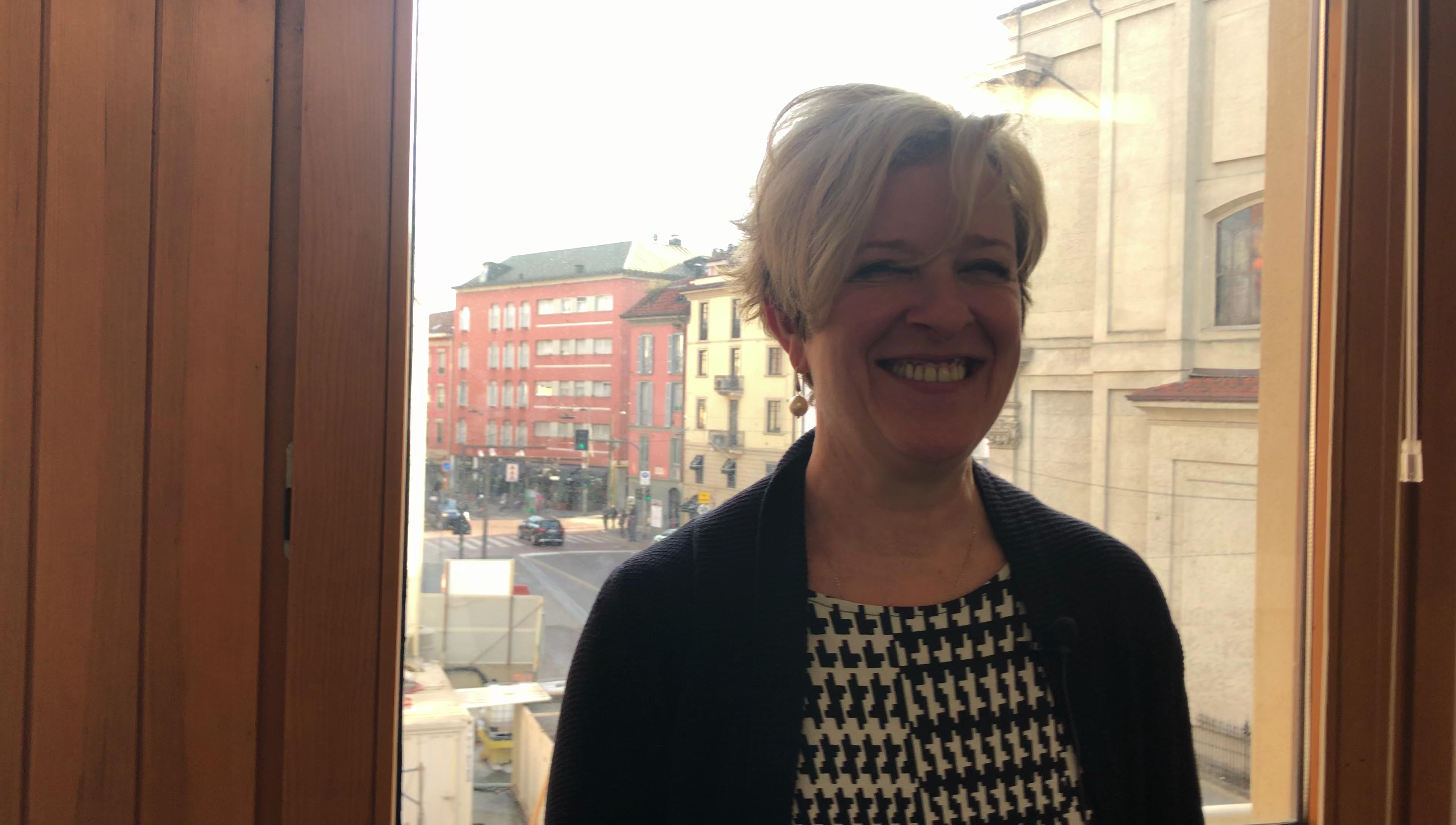Rita Gallizzi è responsabile dell'area consumi, abusi e dipendenze di Cooperativa Lotta all'emarginazione