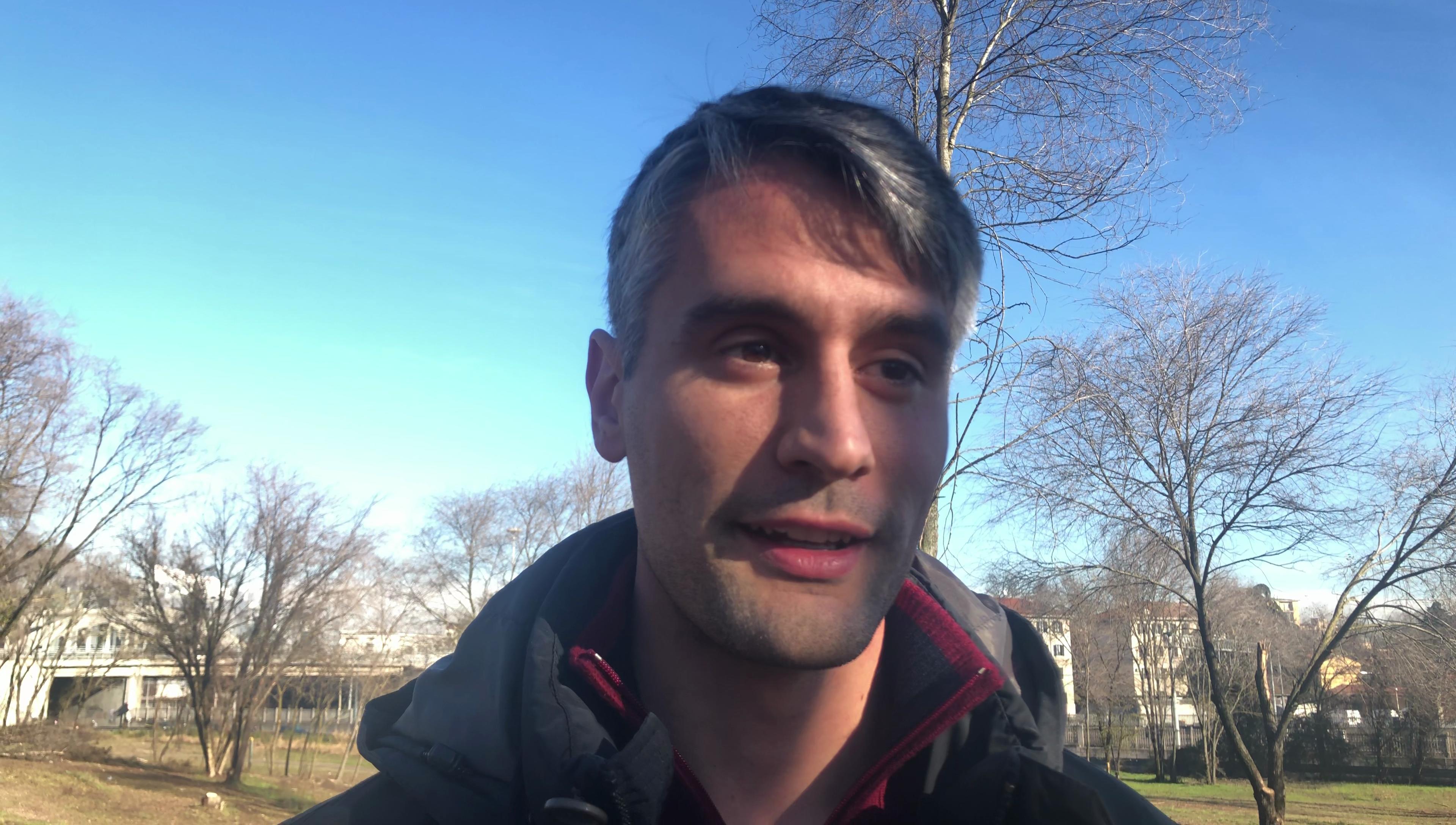Alessandro Maraschi, abitante di Rogoredo e missionario del Pime