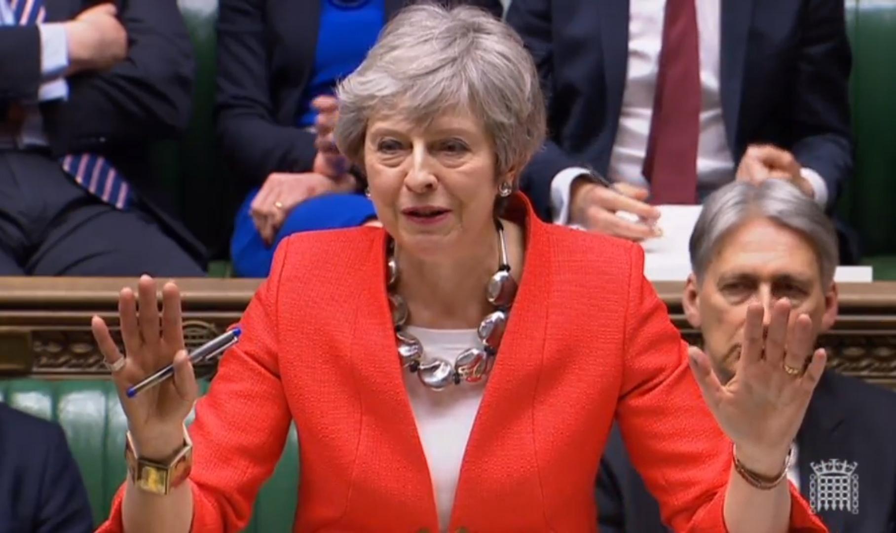 Con 391 contrari e 242 favorevoli, il parlamento di Westminster ha bocciato nuovamente l'accordo proposto dalla May per il Brexit