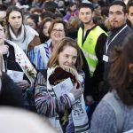 """""""Women of the Wall"""" segnano il trentesimo anno di attivismo durante la giornata internazionale della donna in una preghiera speciale mentre conducono una battaglia legale in corso con il governo israeliano"""