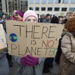 """""""Non c'è un pianeta B"""". Il messaggio che coinvolge tutto il mondo viene urlato anche ad Aarhus, località dell'Austria"""