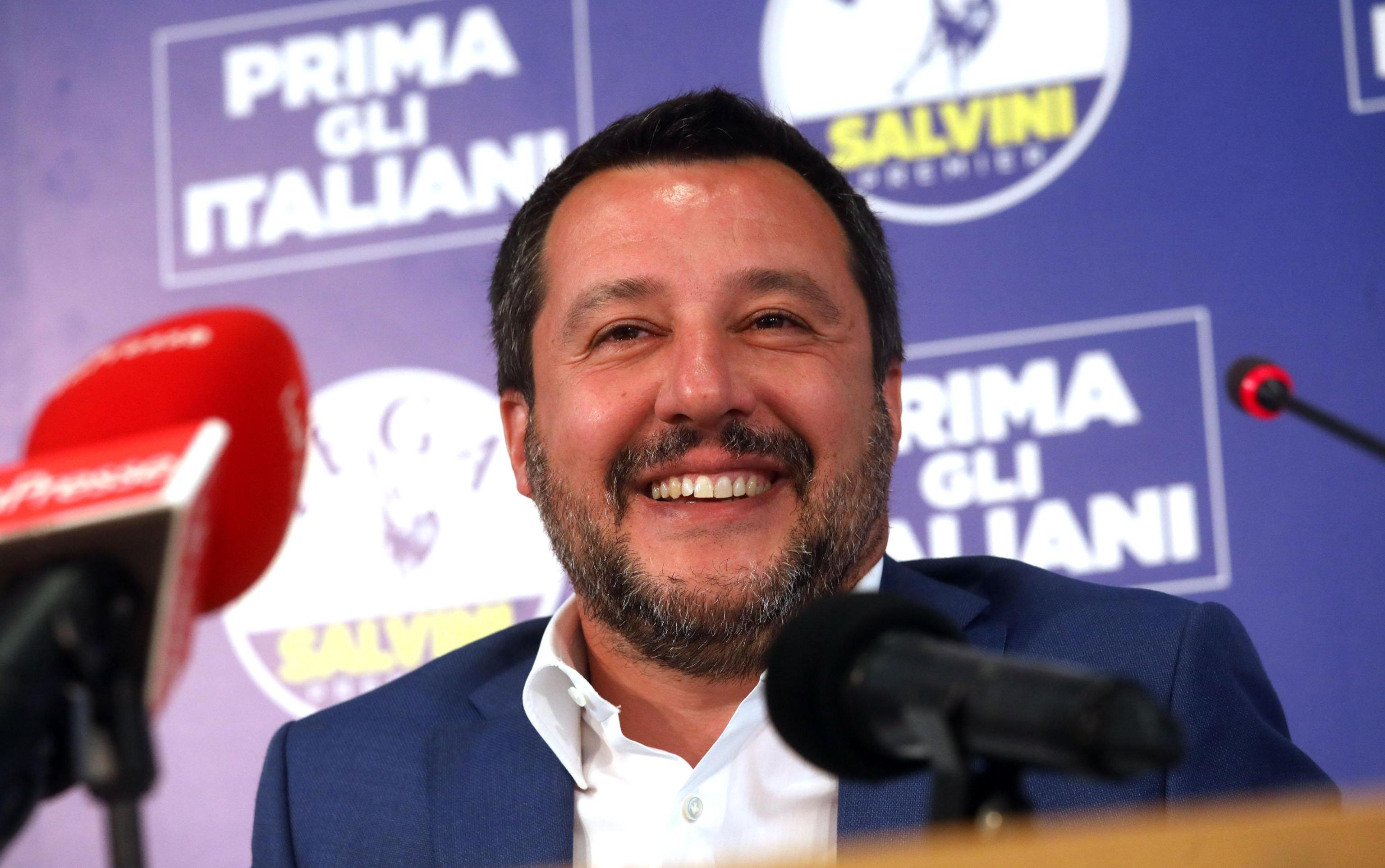Salvini Ansa