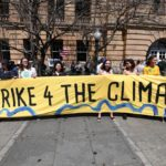 "Anche a Brisbane (Australia) si partecipa al ""Global Strike for Climate"""