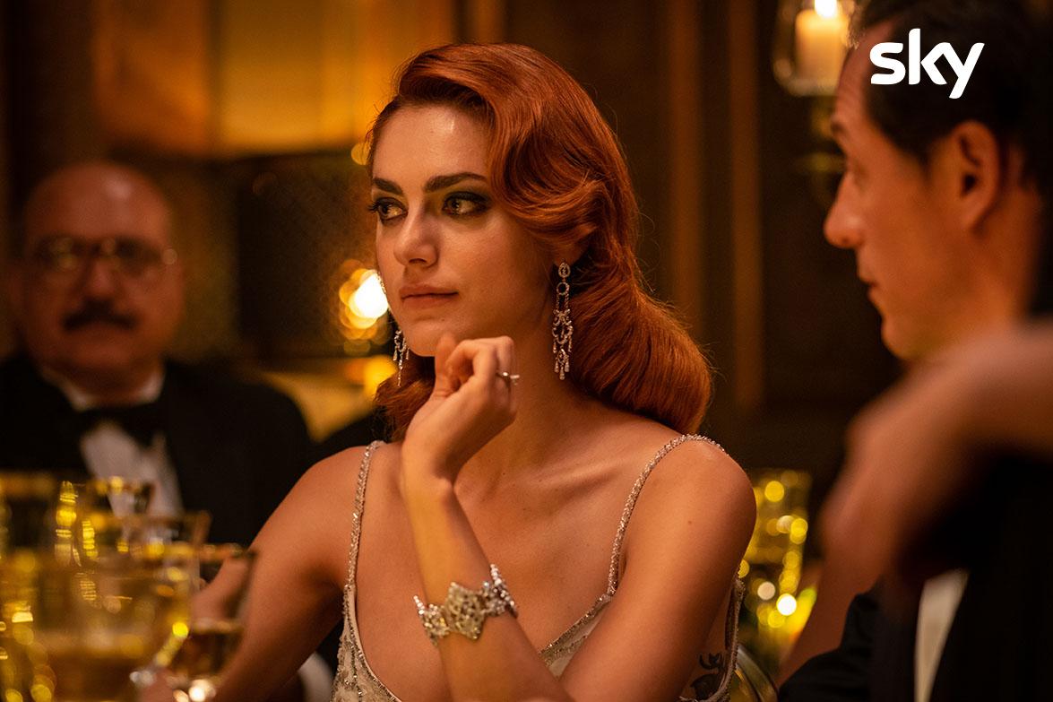 Miriam Leone ha interpretato Veronica Castello, un personaggio tra passione e trasgressione