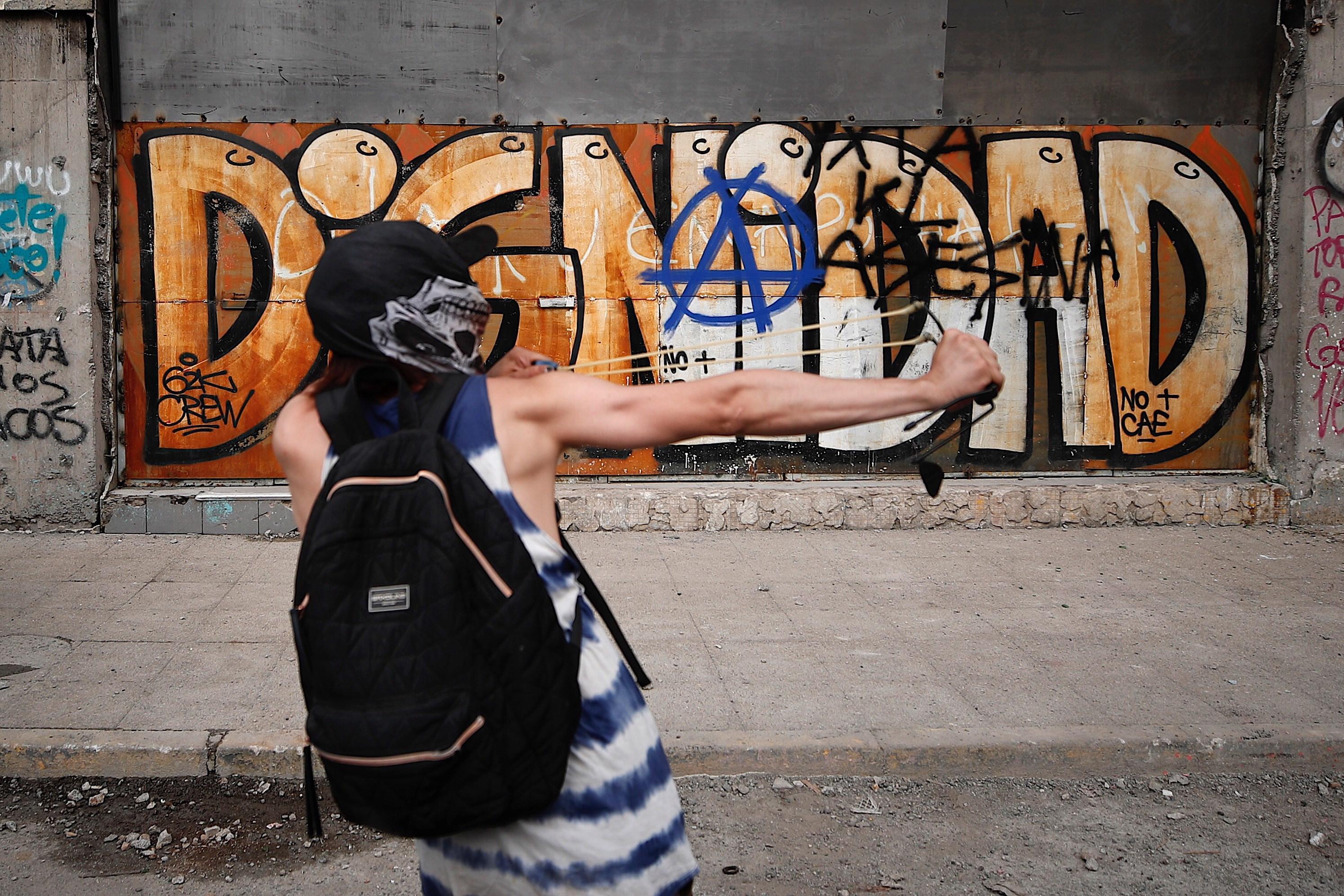 Cile, nuovo giorno di proteste a Santiago