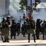 L'esercito di Hong Kong è pronto ad affrontare le proteste di migliaia di cittadini scesi in strada