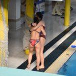 L'esultanza di Gaia Amato e Carolia Sbarigia (MR Sport)