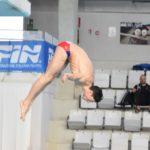 Vanja Giacani (MR Sport) in allenamento